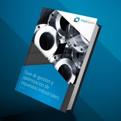 Guía de gestión y optimización de repuestos industriales
